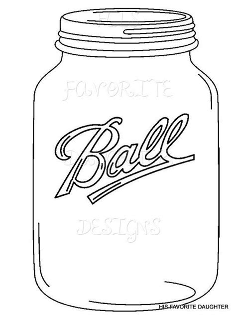free printable templates for jars plain black white mason jar inspired by