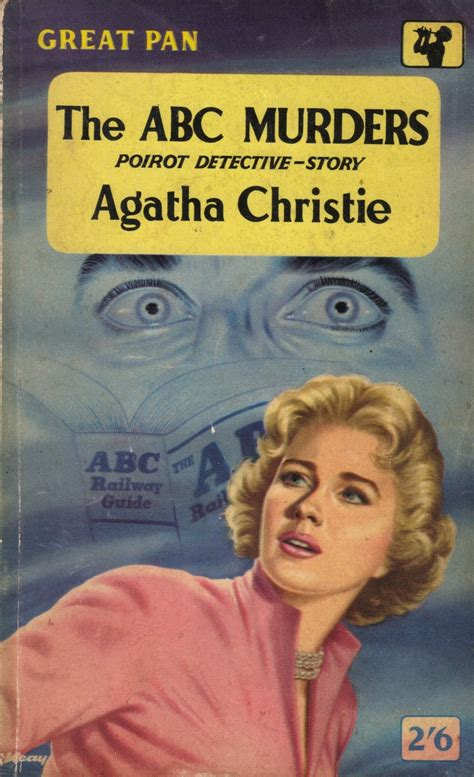 The Abc Murders 1 agatha christie page 3 pulp covers