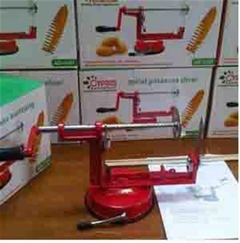 Spiral Slicer Pemotong Sosis Spiral Pemotong Sosis Unik alat pemotong kentang spiral makanan jadi enak dan unik harga jual