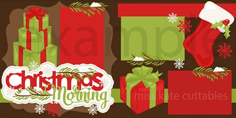scrapbook title for christmas foods on the table morning svg scrapbook title shapes cut outs for cricut svg cut files