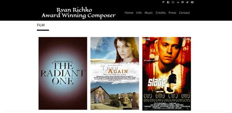 A Place Song Composer How To Build A Composer Website