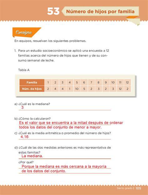 desafios matematicos 3 grado contestado ayuda para tu tarea de sexto desaf 237 os matem 225 ticos bloque