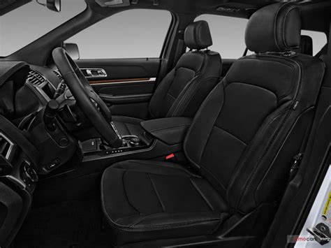 Ford Explorer Interior Pictures by 2018 Ford Explorer Performance U S News World Report