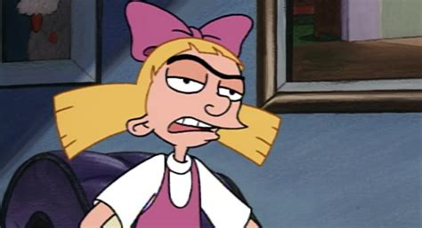 helga on the couch the hey arnold episode that changed everything the dot