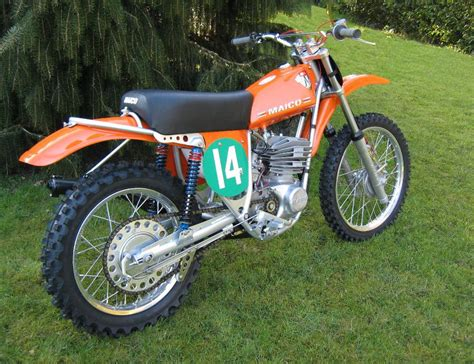 restored vintage motocross bikes for sale a beautifully restored maico 250