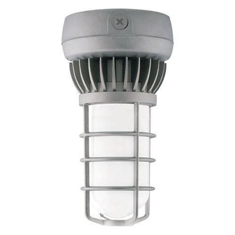 Ter Proof Light Fixtures Rab Lighting Vxled13ydg Led Vapor Proof Ceiling Fixture 13
