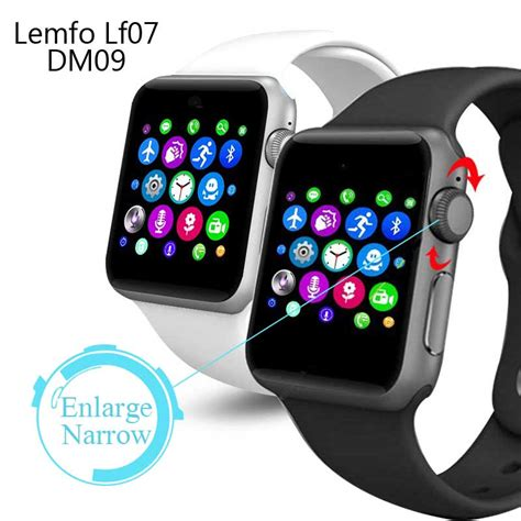 Smartwatch S6 Bluetooth Gsm For Android Ios montre connectee