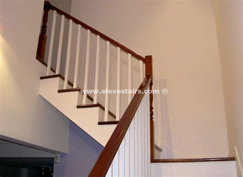 wood stair case wood stairs oak