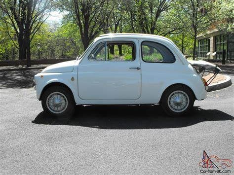 1965 fiat 595 abarth for sale 155392