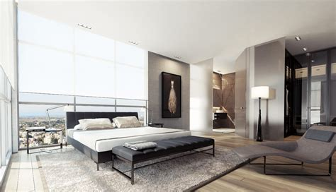 black white and gray bedroom ideas apartment interior design inspiration