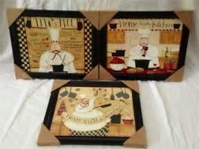Italian Themed Kitchen Curtains Chef Italian Bistro Cafe Home Kitchen Interior Plaque Picture Lot Decor Set Ebay