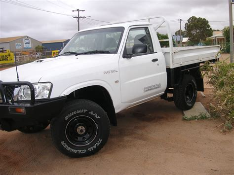 nissan ute nissan patrol ute reviews prices ratings with various