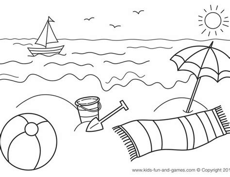best sheets for summer summer colouring sheets free coloring page