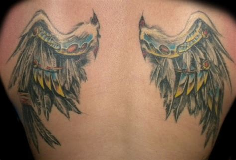 wings tattoo picture at checkoutmyink com 25 great angel wing tattoos creativefan