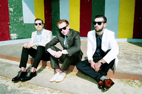 Two Door Cinema Club by Kitsune And Two Door Cinema Club Promote Their Tour In