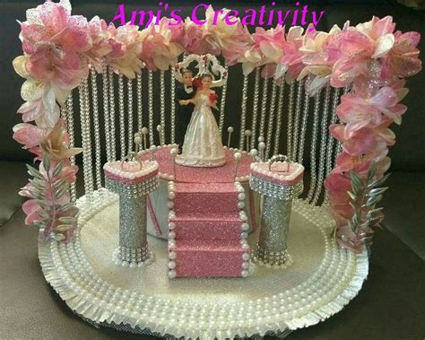Tray for gift   baby flower   Engagement ring platter