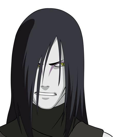 Anime Naruto Orochimaru Orochimaru My Anime Shelf