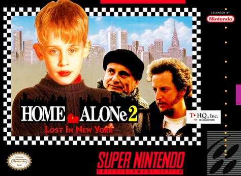home alone archives snes a day