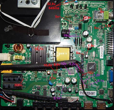 Схема подсветки панели lcd