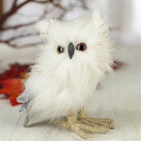 small white fluffy small white fluffy owl birds butterflies basic craft supplies craft supplies