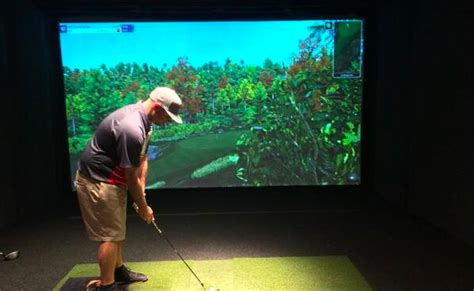 full swing indoor golf full swing simulator review the ultimate indoor golf