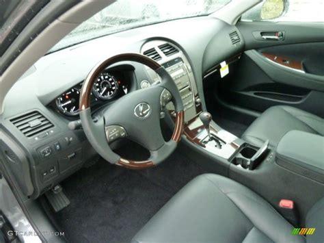 black lexus interior black interior 2012 lexus es 350 photo 55825280