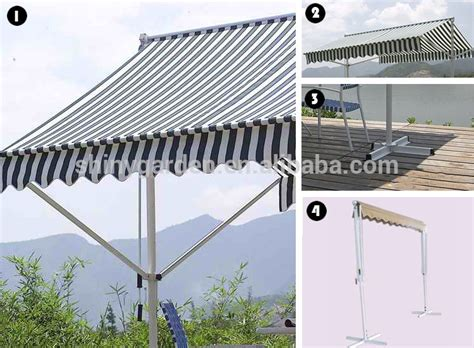 stand easy awning stand awning double side awning two side awning buy