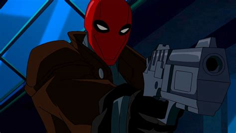 Review batman under the red hood superhero scifi
