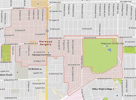 Social Security Office Chicago Heights by Michael Gadzinski Ust苹puje Z Urz苹du Radnego Harwood