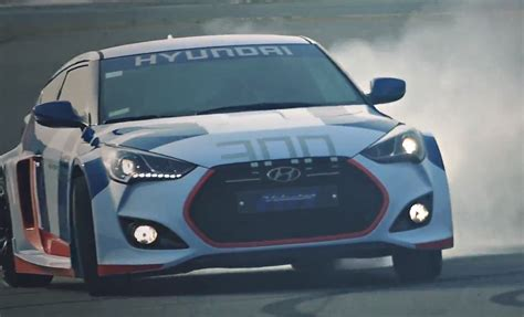 hyundai veloster drift hyundai rm15 is a mid engined veloster drift machine with