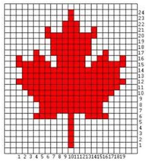 pattern maker toronto 17 b 228 sta bilder om maple leaf chart p 229 pinterest ravelry