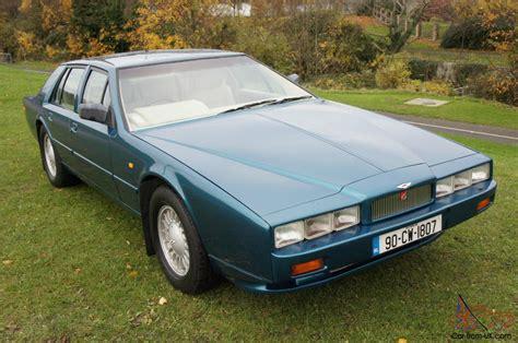 Aston Martin 1990 by 1990 Aston Martin Lagonda Series 4 36 000 For