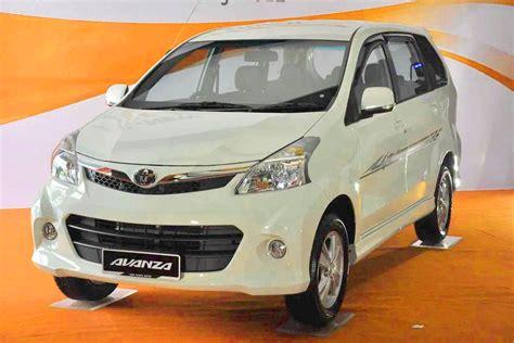 Daftar Alarm Mobil Avanza daftar harga mobil mpv 2017 indonesia terlaris bintom juni 2017
