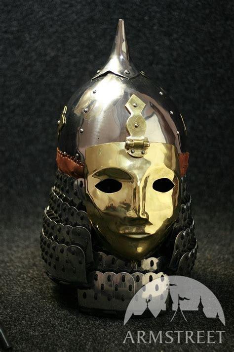 Masker Helm Mask Masker Kacamata cone slavic rus helmet armor for sale by