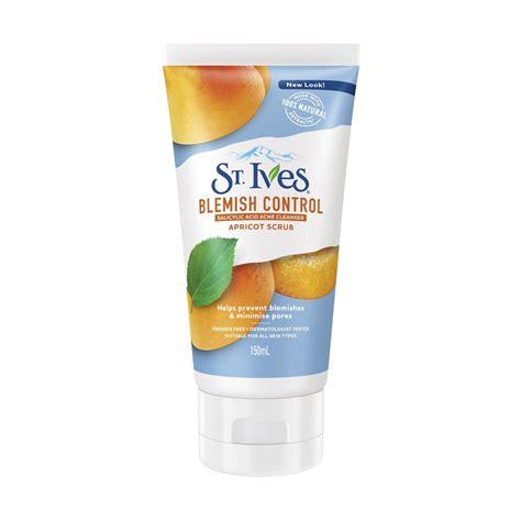 St Ives Apricot Scrub st ives 150ml blemish apricot scrub kmart