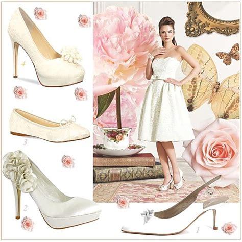 Brautschuhe Vintage Spitze by Brautschuhe Trends 2014 Gt Die Welt Der Schuhe