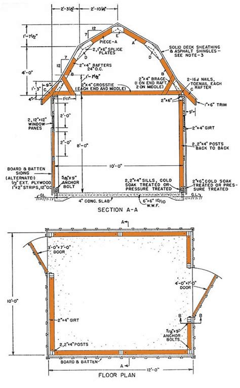 bels  gambrel shed plans torrent
