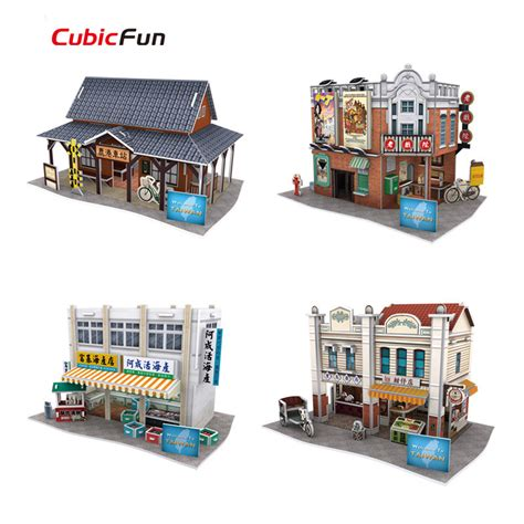 3d Puzzle House Cubic buy wholesale cubic 3d puzzle from china cubic