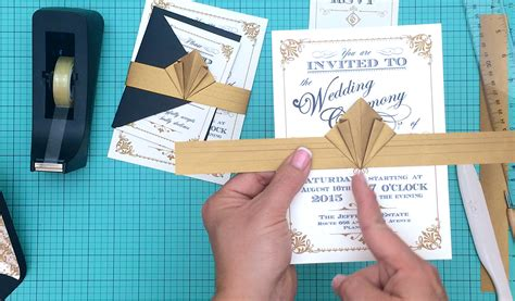how to make wedding invitations free free template vintage wedding invitation with deco band