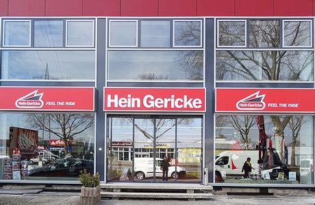 Motorrad Shop Hein Gericke by Hein Gericke Expandiert Tourenfahrer