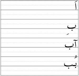 urdu alphabet worksheets kindergarten urdu alphabet