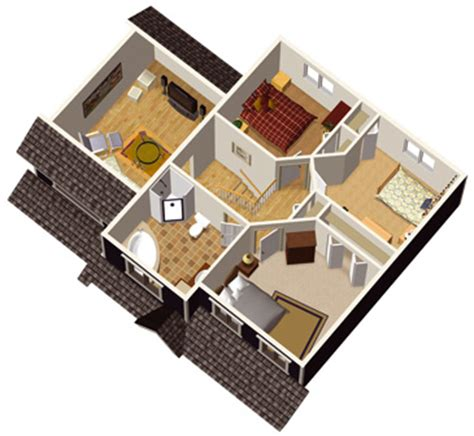 home design 3d second floor spacious country home plan 80517pm 2nd floor master