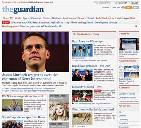 design news online the guardian british newspaper britannica com