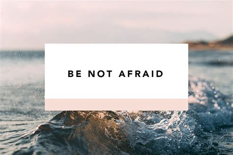 Be Not Afraid by Be Not Afraid A Reflection On St Paul Ii Blessed