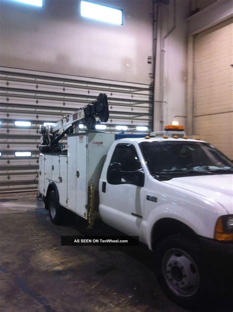 diesel service mechanic truck imt crane