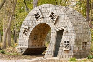 Bizarre Houses by Mindblowing Planet Earth Strange House Around The World