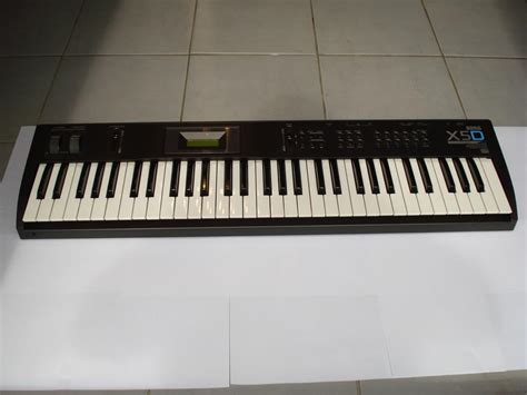 new korg x5d keyboard clickbd