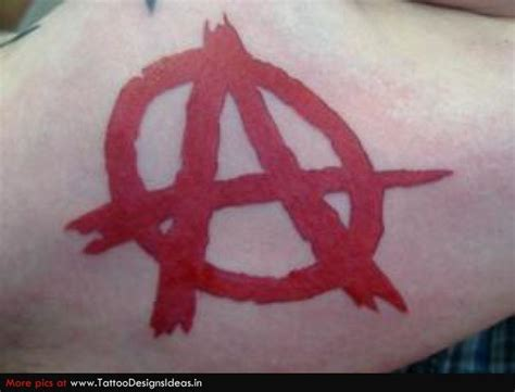 anarchist tattoo anarchy designs anarchy tattoos my