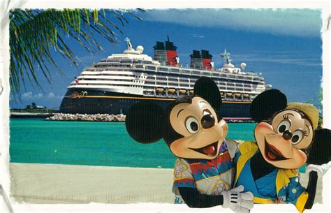 Taking the Disney Cruise to Bahamas : The Bahamas