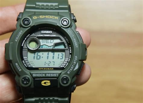 Casio G Shock G 7900 1 Original casio g shock g 7900 3dr indowatch co id
